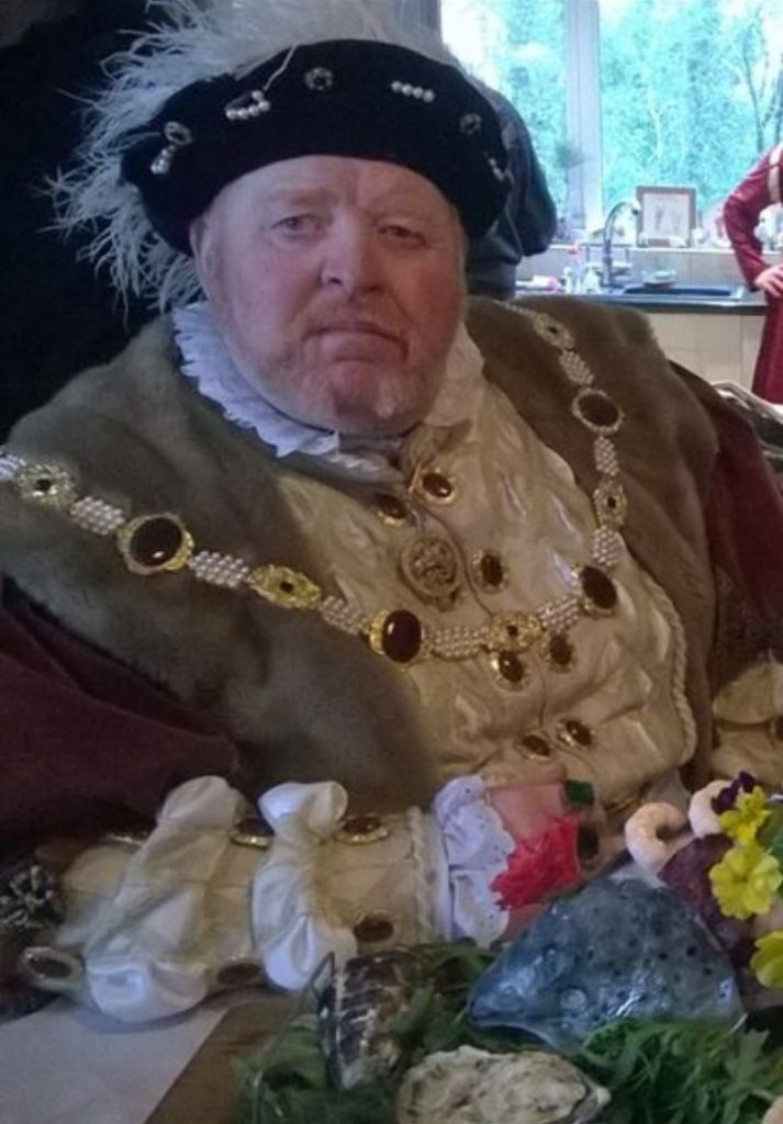 Booking Agent for Alan - Town Crier