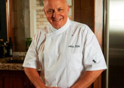 Aldo Zilli – Celebrity Chef | UK