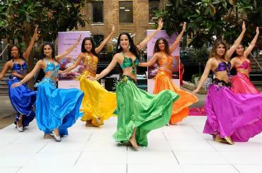 Hire Belly Dancing Show - Fleur
