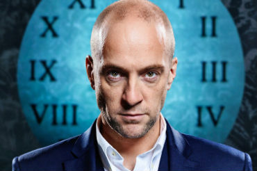 Booking agent for derren brown