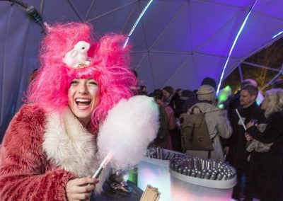 Candy Floss Queens – Food Entertainment | UK