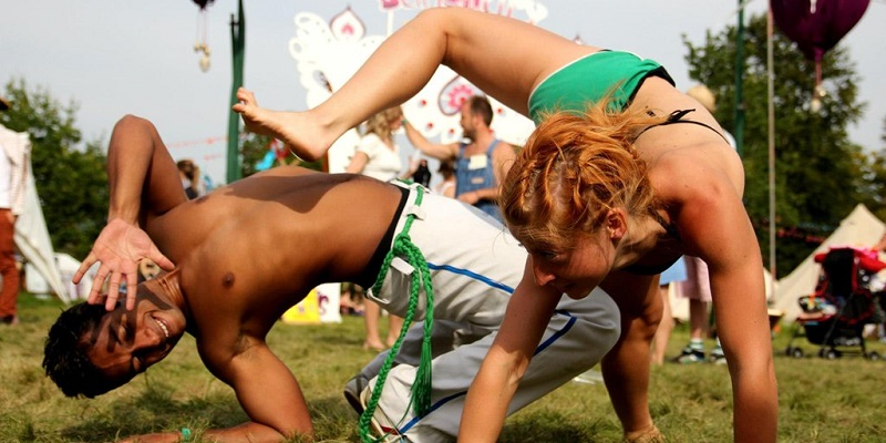Capoeira Dancers – Brazilian Martial Arts | UK