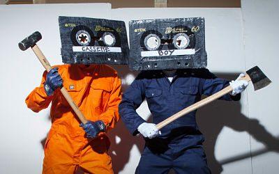 Cassetteboy – Cut n Paste DJs