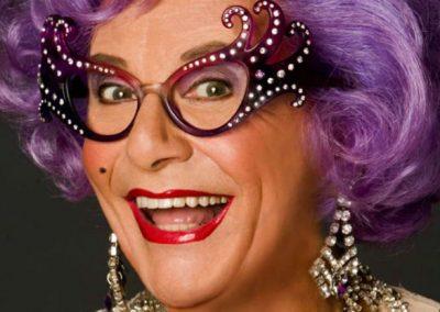 Dame Edna Everage – Event Host | UK