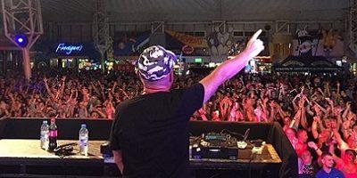 Dave Pearce – DJ