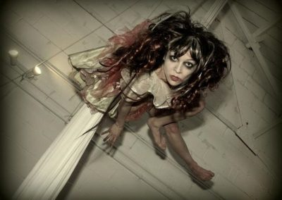 Doll – Zombie Walkabout Character | London| UK
