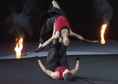 Fire Acts: Edinburgh Performers – Scotland & UK
