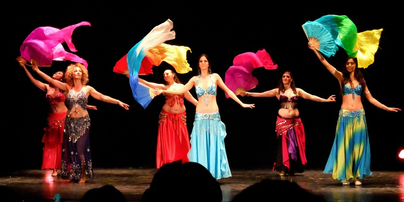 Fleur – Belly Dancing Show | UK