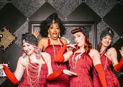 Int. Burlesque Show: The Follies