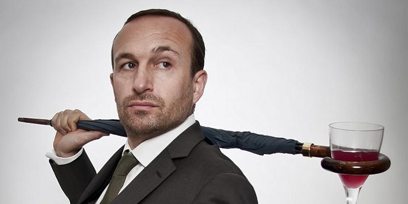 Mat R the Gentleman Juggler | UK