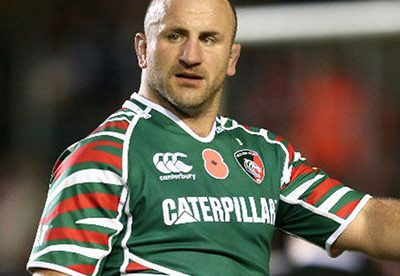 George Chuter – After Dinner & Motivational Speaker – Rugby | UK