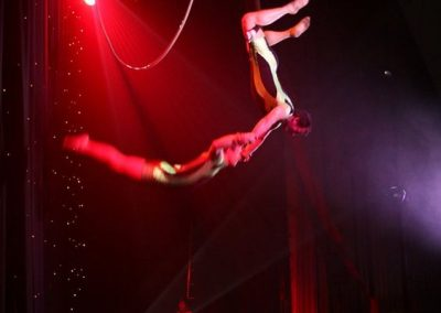 Hard Shoulder – Trapeze Act | UK