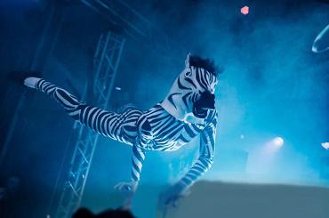hire cirque tory circus show