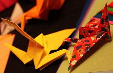 hire japanese origami artists