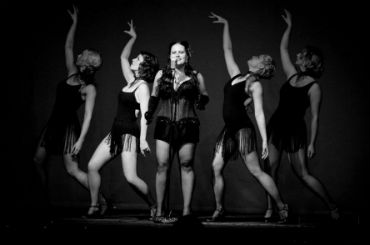 Hire / Book The Feathers Vintage Dance Troupe