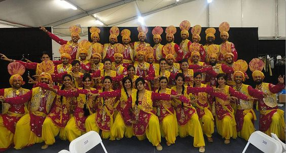 Booking agent for punjabi dance troupe