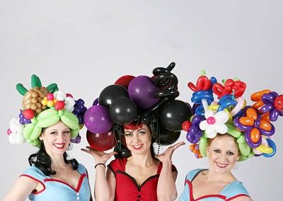 The Inflate-a-Belles – Balloon Modellers | UK
