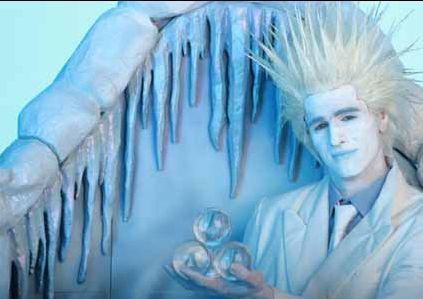 Booking agent for jack frost