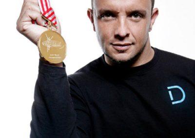 Jamie Baulch – Event Host – Sport | UK