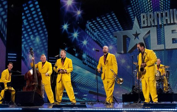 Booking agent for jive aces swing band