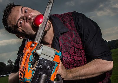 Johnny Strange – Bizarre Circus Show   UK