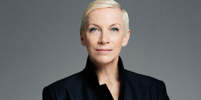 Book Annie Lennox for your event