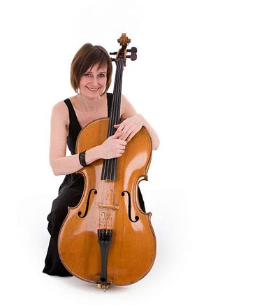 booking agent for laura cellist