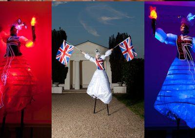 An Act Above – Various Stilt Walkers | UK