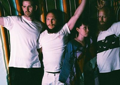 Little Dragon –  Electric Music Band | Sweden