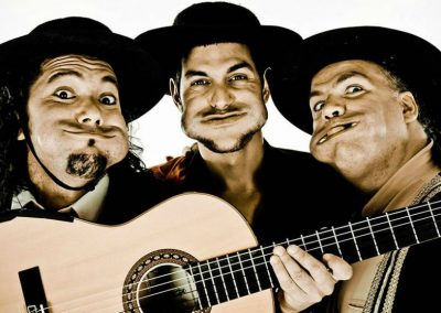 Comedy Music Show: Lost Latinos – Germany & Int.