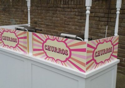 Love Carts – Churro Cart | UK