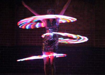 Loz Because – LED Hula Hooper | UK
