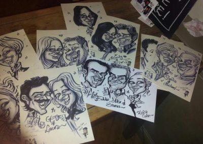 Luisa – Caricaturist and Digital Caricaturist | UK