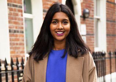 Meryl Fernandes – Event Host | UK