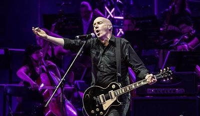 Booking agent for midge ure