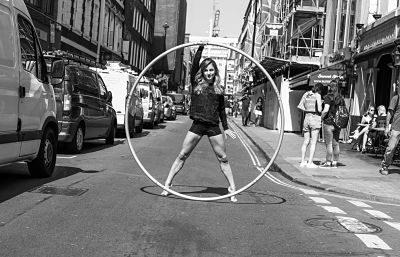 Nadia – Cyr Wheel Performer | UK