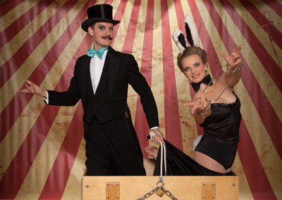 Norvinis – Illusion & Variety Cabaret | UK
