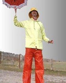 Oily Weathers – Stilt Walker | UK