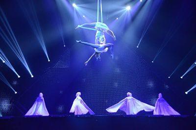 Papillon – Opera, Dance & Acrobats | UK & International