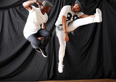 Parallel – Street Dance Duo | UK