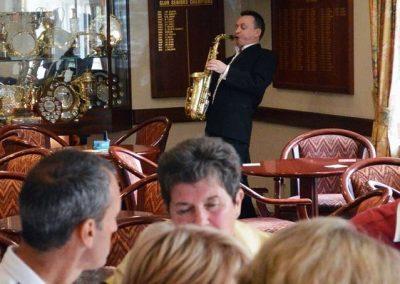 Paul – Jazz Saxophonist | UK