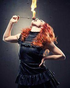 Pippa – Fire Hula Hooper | UK