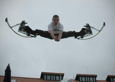 Power Bockers 101 – Acrobatic Stilts | UK