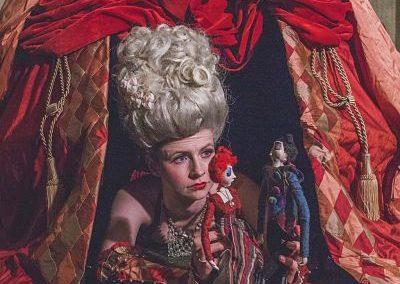 The Puppet Theatre Dress – Puppet Show   UK