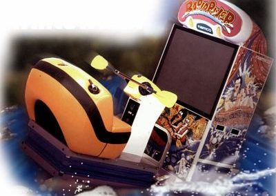 Rapid River – Arcade Game   UK