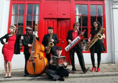 Boogie Party Band: Red Stripe