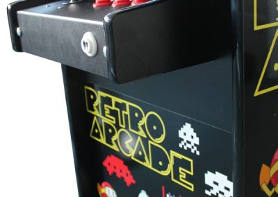 Nostalgic Cocktail Cabinet – Arcade Game   UK