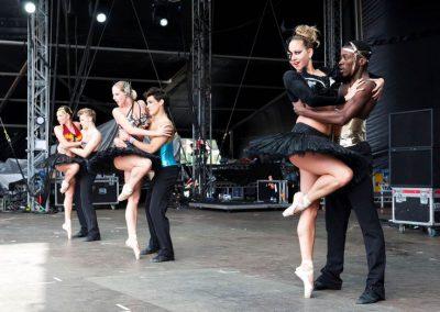 Rocking Ballet – Modern Ballet & Street Dance Show | UK