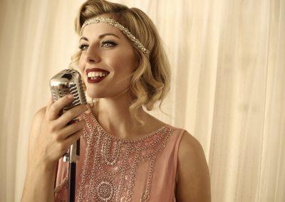 Sarah – Jazz & Soul Singer | UK