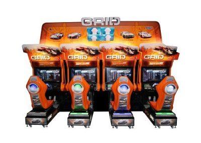 Sega Grid Twin & Sega Grid 4 Player – Arcade Game   UK